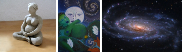 cosmic childbirth