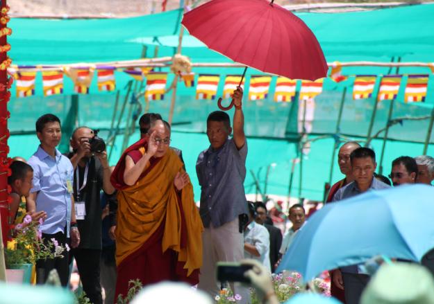 dalai lama leh kalachakra