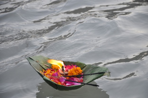 ganga offering